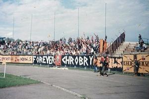10.05.1997 (2 fotki) Chrobry-Lechia G.