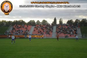 29.09.2007 (5 fotek) Chrobry-MKS K.