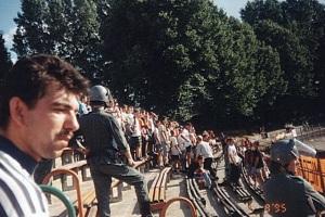 05.08.1995 (1 fotka) Chrobry-Miedź
