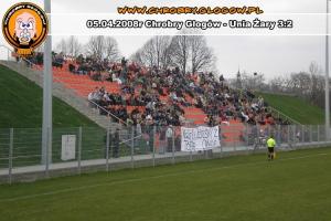 05.04.2008 (4 fotki) Chrobry - Unia Ż.