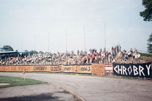 04.08.1996 (1 fotka) Chrobry-Górnik W.