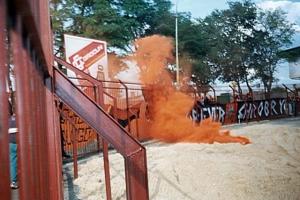 25.06.1997 (2 fotki) Dyskobolia-Chrobry