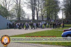 26.04.2008 (7 fotek) Gawin - Chrobry
