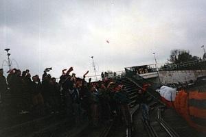 04.05.1996 (2 fotki) Górnik K.-Chrobry