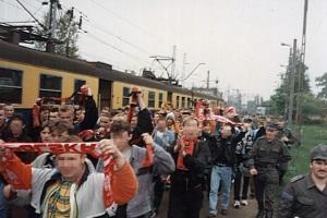 15.05.1996 (5 fotek) Lechia ZG-Chrobry