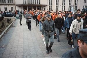 30.03.1996 (8 fotek) Miedź-Chrobry