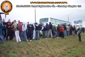 20.10.2007 (11 fotek) Orzeł - Chrobry