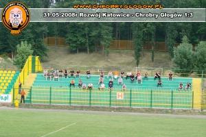 31.05.2008 (4 fotki) Rozwój - Chrobry