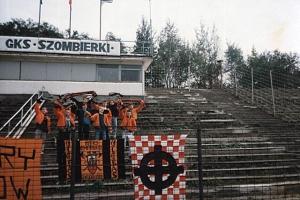 21.09.1996 (1 fotka) Szombierki-Chrobry